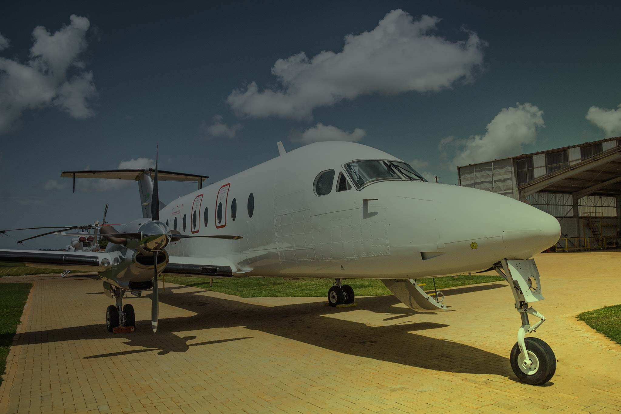 New Arrivals To the KEA Fleet – Beechcraft 1900D