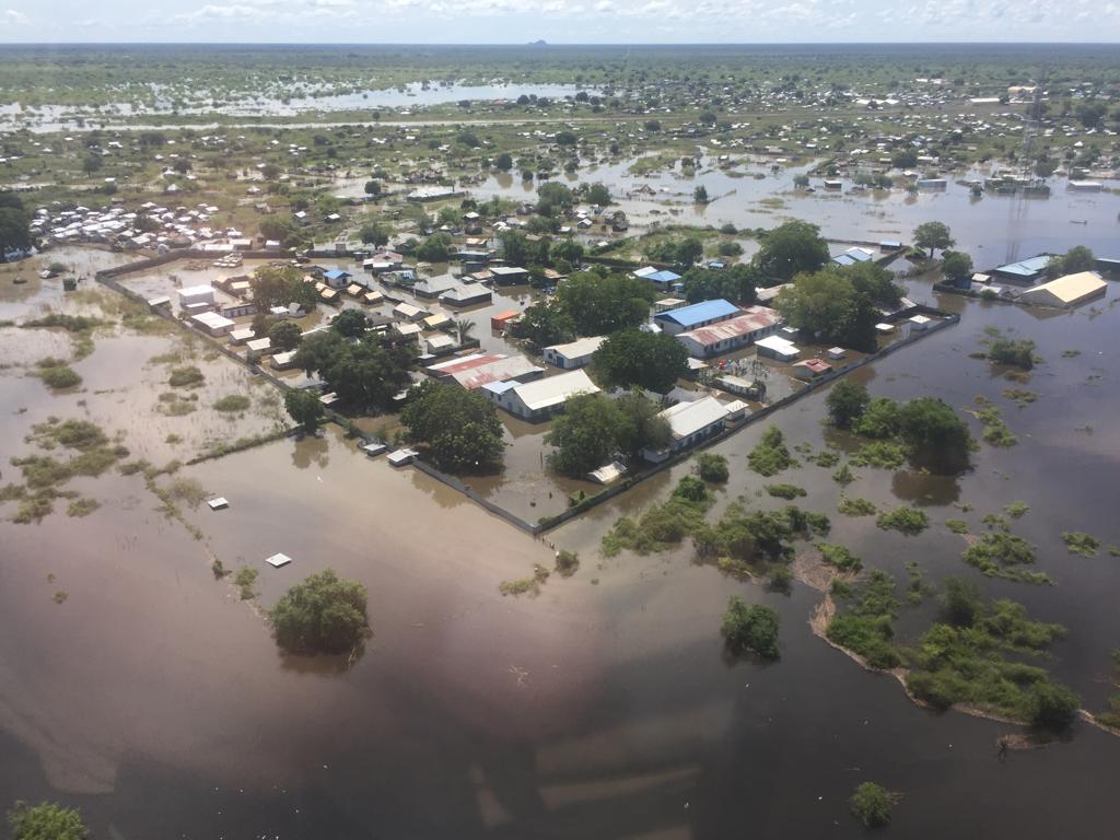 Pibor floods South Sudan