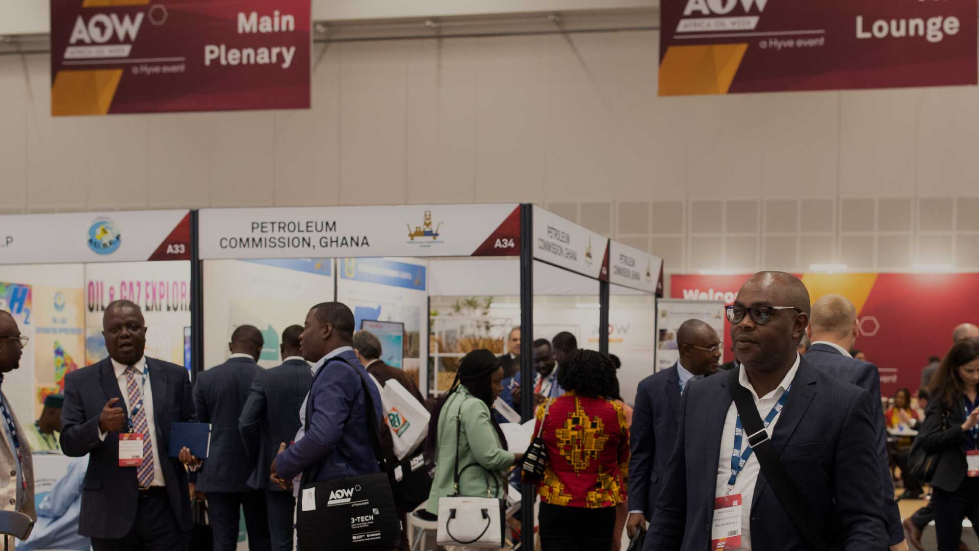 KEA Attends Africa Oil Week 2019