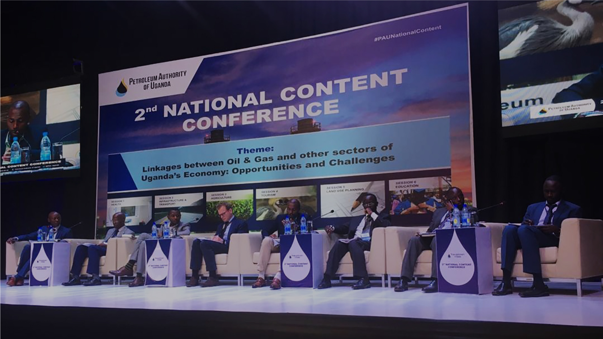 KEA Attends 2nd National Content Conference