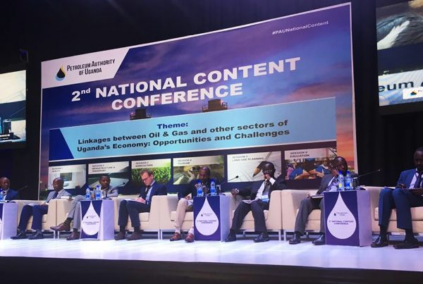 KEA Attends 2nd National Content Conference Uganda